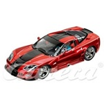 Carrera 1/32 Custom Chevrolet Corvette C6 Evolution Slot Car
