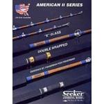 Seeker Fishing Rods -7' ROCK COD JIG ROD 40-100LB