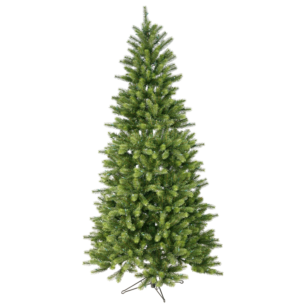 "Artificial Christmas Tree - 7' x 47"" Colorado Spruce Tree 1108 PE and ..."