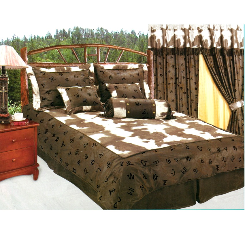 Western Bedding Sets Custom Western Comforters | Home Decorating Ideas
