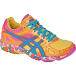 ASICS Gel-Flashpoint Volleyball Shoe B256N Womens - Orange Flame