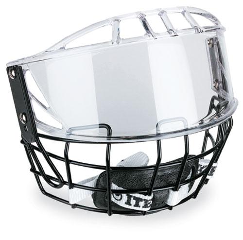 Deluxe Hockey Helmet Face