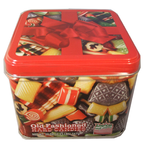 Christmas Hard Candies