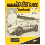 Floyd Clymer's Indianapolis Race Yearbook-1949