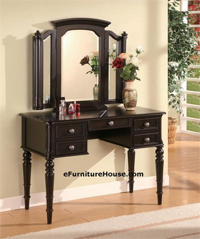 mirrored makeup vanity. This makeup vanity table is