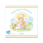 Every Day is a Celebration Precious Moments Wall Calendar - 2010 (2456-9)