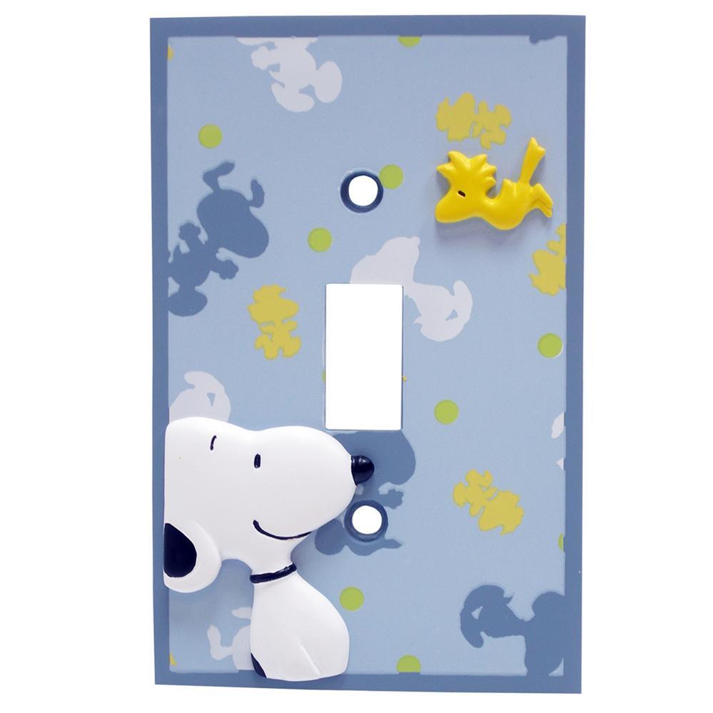 Snoopy Nursery Bedding