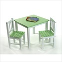 Green Kids' Tables