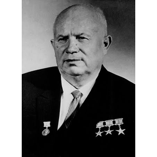 a biography of nikita sergeyevich khrushchev a russian politician Nikita sergeyevich khrushchev was born in 1894 into a poor family near kursk in south-western russia he received very little formal education, joining the bolshevik party in 1918 and serving in the red army during the russian civil war in 1929, khrushchev moved to moscow to attend the stalin.