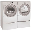 White Washer Dryer Sets
