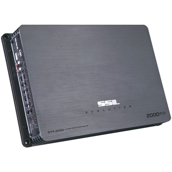 Ev4 2000 Evolution Channel Amplifier Subwoofer