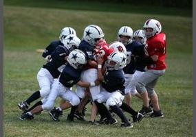 Should Kids Play Tackle Football