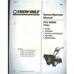 Troy Bilt Horse tiller operators. 12087, 12088, 12089, 12090