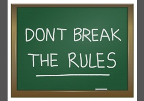 "essays on school rules ""rules are there to be followed without rules nothing gets  done"" it seems that in today's world rules are everywhere for instance, type a."
