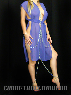 Kajira Clothing http://www.monstermarketplace.com/sexy-clubwear-lingerie-and-apparel/gorean-style-chainlink-sirik-body-chain