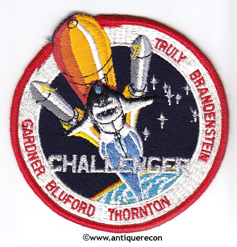 NASA Challenger Mission Patch (page 3) - Pics about space