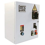 ESWA-50V47N4-R38 WEG Enclosed Starter, Combination, Fusible Disconnect, ESWA Series