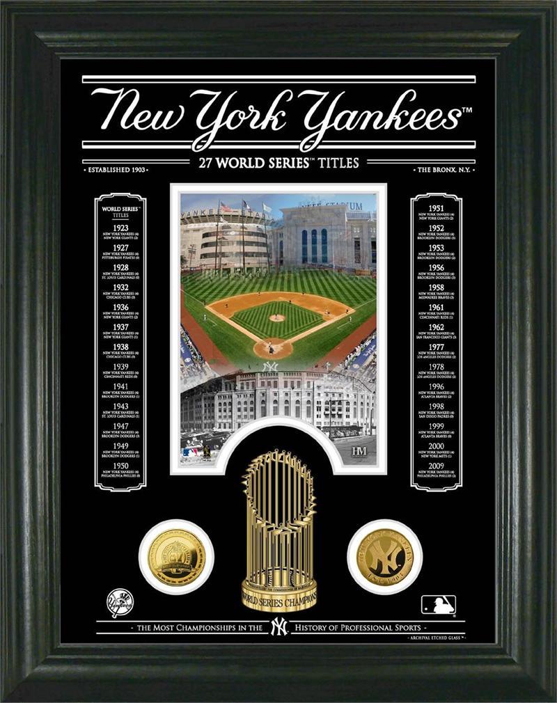 New York Yankees Art-Glass Light Switch Plate Cover