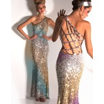 Cassandra Stone by Mac Duggal Prom Dress 3530A - Prom Dresses 2012
