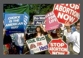 Should abortion be illegal?