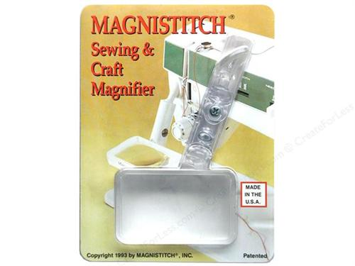 Sewing Machine Magnifiers - Sew Essential
