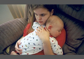 Shall teen moms to read to for