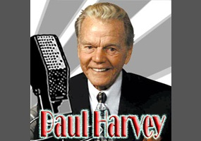 "Was Paul Harvey's broadcast ""If I Were the Devil"" from 1965 an"