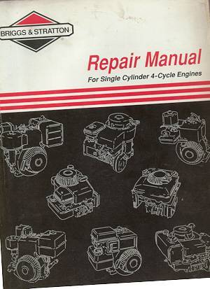 Find Your Operator's Manual | Briggs & Stratton