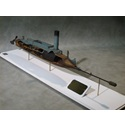 Civil War Model Boats