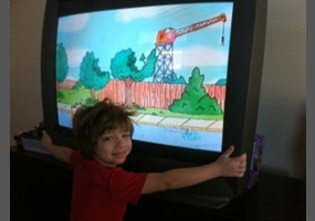 Researchers: TV's influence on kids isn't all bad