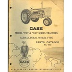Case 730, 830, Comfort King tractor parts