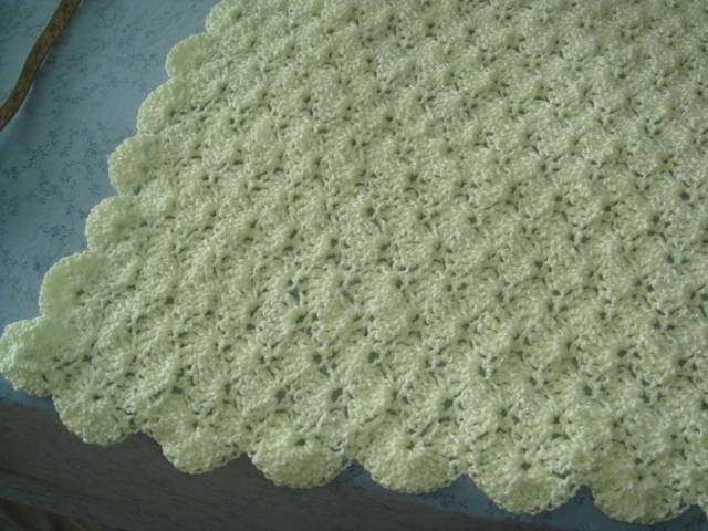 Crocheting Directions : Crochet Baby Blanket Directions - Crochet Club