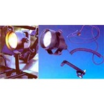 Cycle Country Grablight Detachable Mounted Spotlight