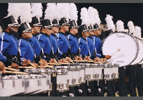 Is Marching Band a sport?