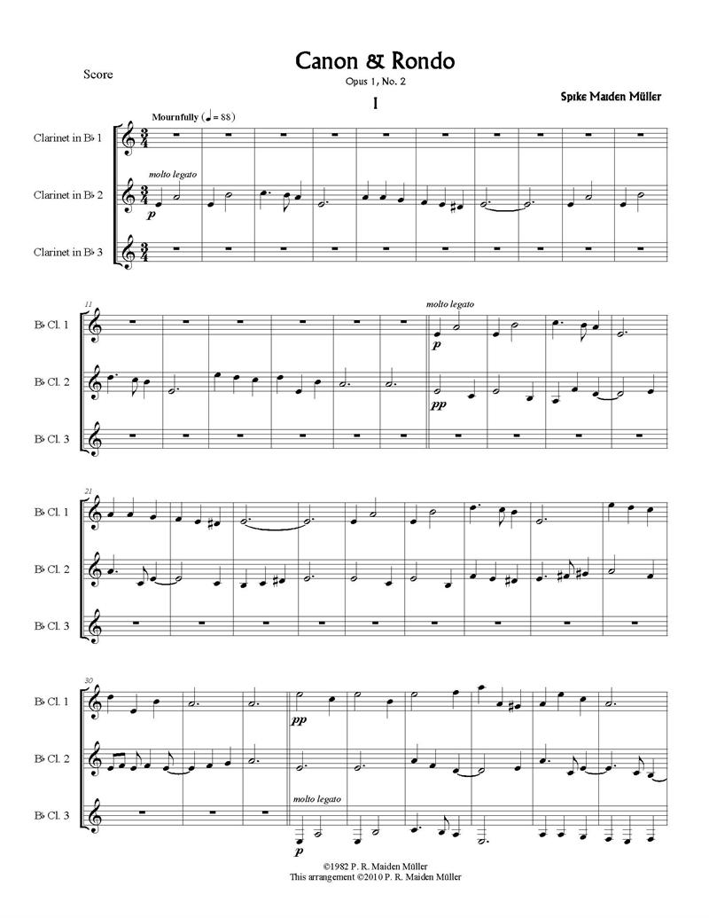 Canon solo ukulele tab