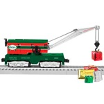 Lionel O Scale North Pole Central Crane Car