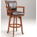 :HILLSDALE :FURNITURE Park View Swivel Bar Stool - Hillsdale 4186-830 4186830 Hillsdale Furniture (796995940451)