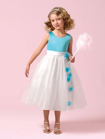 dresses for girls. Flower Girls Dress 6615