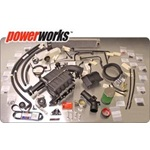 SALE! FREE SHIPPING!PowerWorks Supercharger Kit for '02-04 Ford Focus SVT - no longer available
