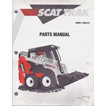 Scat Trak 1300C, 1300CX, Skid steer loader parts