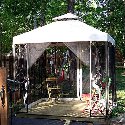 Tiverton 10' x 12' Gazebo Replacement Canopy