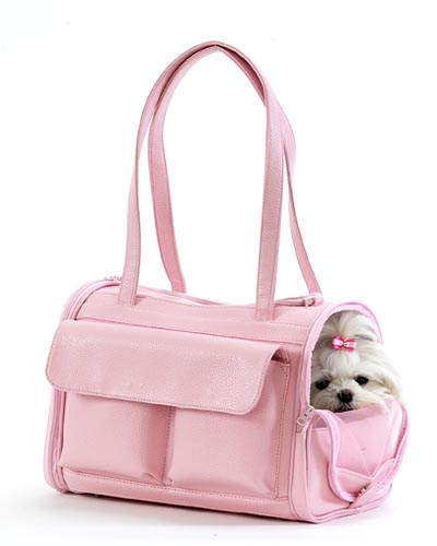 Fashion    Carrier on Pink Convertible Airline Pet Carrier  Free Shipping    Pet S Clothing