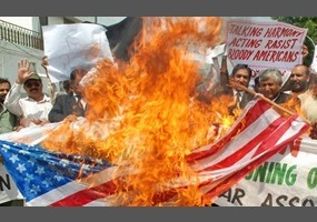 Flag burning position paper: to burn or not to burn?