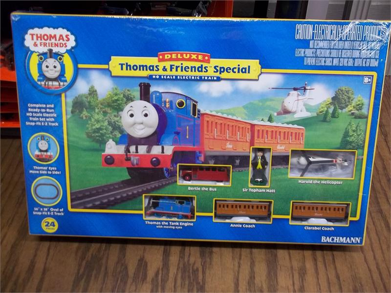 thomas the tank engine train set instructions