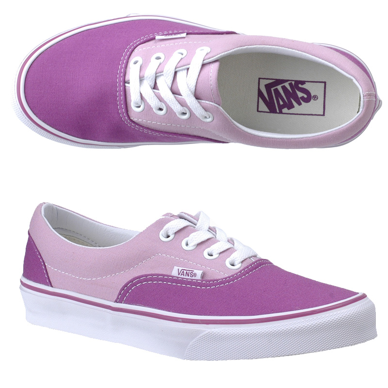 Vans Womens Era Sparkling Grape/Sheer Lilac