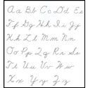 Learning how to write cursive