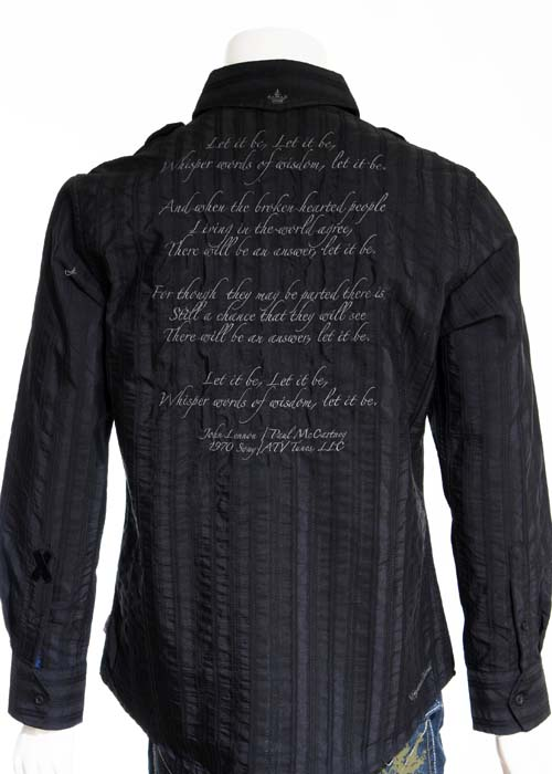 English Laundry Wigan Embroidered Shirt Free Embroidery