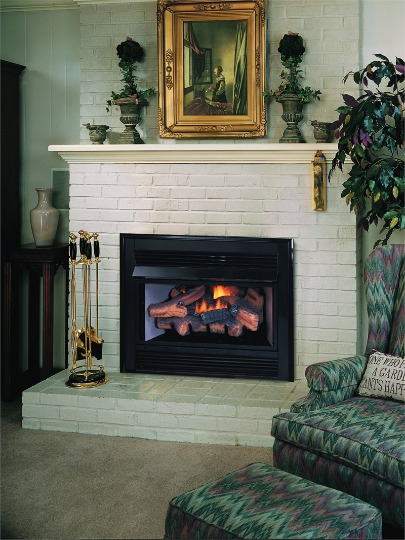 how to build a vent free gas fireplace laura williams