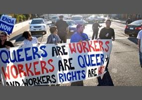 Sexual orientation discrimination at work