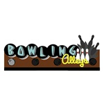 Miller 7081 - Animated Bowling Sign, Large